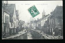 AMIENS LA RUE DES TANNEURS 1908