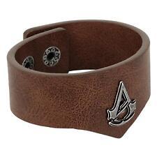 Assassin's Creed Unity bracelet Pebble Grain Cuff des assassins creed Bracelet