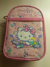 NWT Sanrio Hello Kitty & Freshpunch Pink Lunch Bag and Container Box School