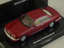 Bentley Continental R 1996 Red metallic 436139920 1/43 Minichamps