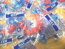 50 pairs DISPOSABLE EAR PLUG CORDED HOWARD LEIGHT MAX EARPLUGS
