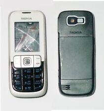 white housing cover fascia facia faceplate case for Nokia 2630 white