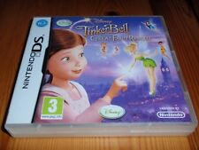 Tinkerbell and the Great Fairy Rescue for Nintendo DS,Lite,DSi & 3DS