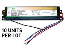 [LOT OF 10] NEW EPtronics 120W LED Drivers, Constant Current 700mA 0-10V Dimming