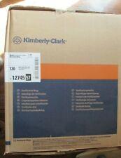 "KIMBERLY-CLARK Sterilization Wrap KC100 45""x45"" 120 Ea Box 5 Pk OF 24 make masks"