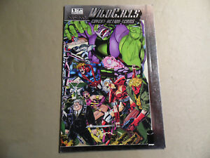 Wildcats Sourcebook #1 (Image Comics 1993) Free Domestic Shipping