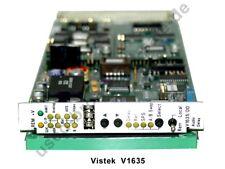 Vistek V1635 - DD AES Audio Delay