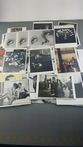 Mixed Lot Different Topic Old Movie Scene People Art Photo Post Card Press Lot