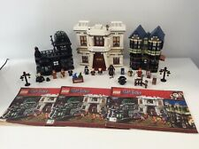 2011 LEGO Harry Potter Diagon Alley 10217 - 100% Complete
