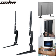 "Desktop Table Top TV Stand Base Mount  For 27"" 32"" 37"" 42"" 47"" 50"" 55""Samsung LG"
