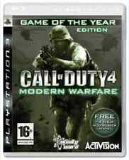 PS3 Call of Duty 4 Modern Warfare (COD) game of the Year Edition * NOUVEAU & Sealed *
