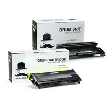 TN350 DR350 Black Toner Cartridge & Drum For Brother DCP-7010 DCP-7020 DCP-7025