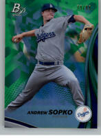 2017 Bowman Platinum Top Prospects Green Pick From List /99