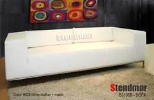 New Modern Euro Design Leather Sofa Custom Color S3106B