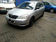 TOYOTA COROLLA 5DR T2 1.6 PETROL 02-03-04-05 WHEEL NUT (BREAKING/PARTS/SPARES)