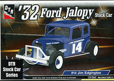 32 Ford Stock Car #14 Jim Edgington model kit
