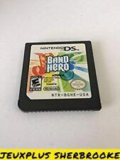 Band Hero (Nintendo DS, 2009)