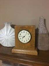 Vintage Beautiful Clock Mantel Made In France