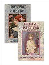British Painting vol.1 & 2 - 1300 public domain images inc. Pre-Raphaelites