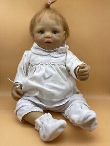 Regina Swialkowski Vinyl Puppe 50 cm. Top Zustand