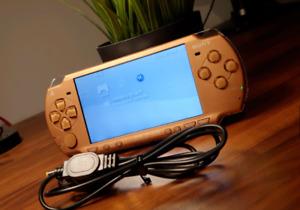 PSP 2000 matte bronze occasion