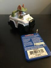 PAW PATROL TRACKER JUNGLE RESCUE RACERS NWT