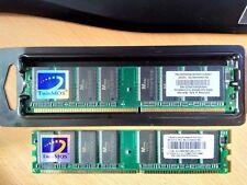 512Mb Memory (2x256Mb) PC3200 184 Pin