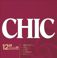 """The 12"""" Singles Collection [Box] by Chic (Vinyl, Aug-2013, 5 Discs, Atlantic (Label))"""