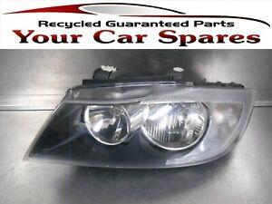 BMW 3 Series Headlight Assembly Passenger Side 04-08 E91