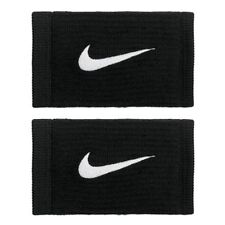 NIKE REVEAL Dri-FIT Reveal Double Wide Wristbands, Black