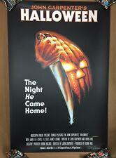 Halloween Screen Print Poster #50/325 Signed Bob Gleason not Mondo