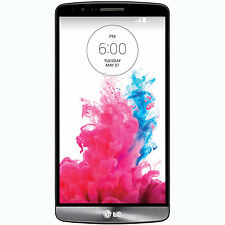 "New LG G3 D850 AT&T Unlocked GSM 4G LTE 5.5"" 32GB 13MP Android Smart Phone Black"