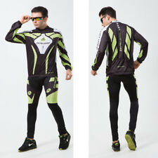 Men's Windproof Cycling Jersey Winter Bike Bicycle Clothing Fleece Thermal Pants