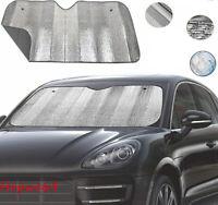 Car Sunshade Windshield Cover Silver Refection Sun UV Protection Visor Block