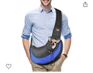 cuby pet sling