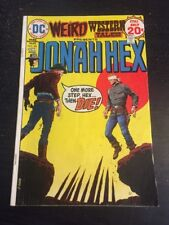 Weird Western Tales#24 Excellent Condition 4.5(1974) Jonah Hex !!