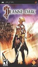 Jeanne D'arc, Very Good Sony PSP Video Games