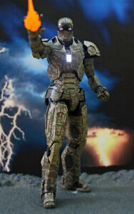 1/12 Comicave Diecast Alloy Iron Man MK23 SHADE Figure Colelctible Model Toys