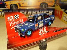 Scx 63550 Ford Escort MKII 'Winning coche 1979 Lombard Rac' - totalmente Nuevo En Caja.