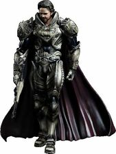 man Of Steel Play Arts Kai Jor-el Actionfigur