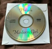 Depeche Mode ‎– Philip's Modern Girl rare 90s REMIXES silver import cd 1993