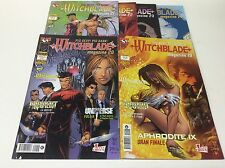 WITCHBLADE MAGAZINE #19-24 (TOP COW/IMAGE/PANINI/0217297) COMPLETE SET LOT OF 6