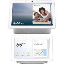 Google Nest Hub Max Smart Display with Assistant + Nest Home Hub Chalk Bundle
