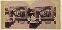 Esposizione Universale Da Vienna 1873 Autriche Foto Stereo Vintage Albumina