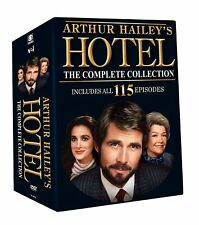 Arthur Hailey's Hotel Complete TV Series Season 1-5 (1 2 3 4 5) NEW DVD SET