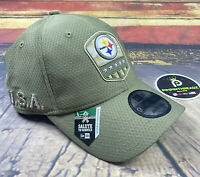 Pittsburgh Steelers New Era Salute to Service Sideline 39THIRTY Hat US Military