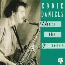 NEW Under the Influence - Eddie Daniels CD 1993 GRP USA Sealed Saxaphne Clarinet