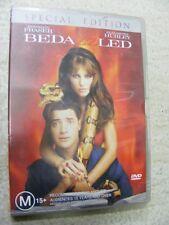 Bedazzled R4 DVD Brendan Fraser Elizabeth Hurley