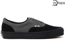 Vans WTAPS x Era LX 'Black Croc' Mens Sneakers Black/Olive Croc VN0A3CXNU9T Sz11