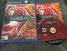 PS2 : raging blades